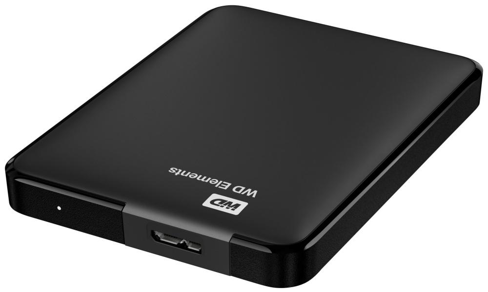"""Externí disk WD 2.5"""" Elements Portable 1TB"""