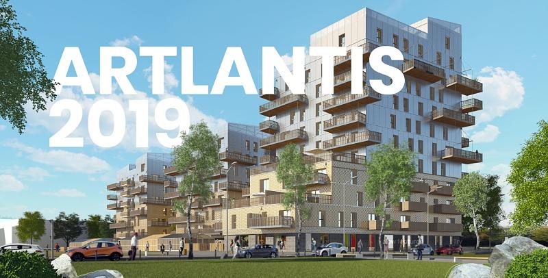 Artlantis 2019 - nejnovější verze 3D vizualizačního systému pro architekty a designéry