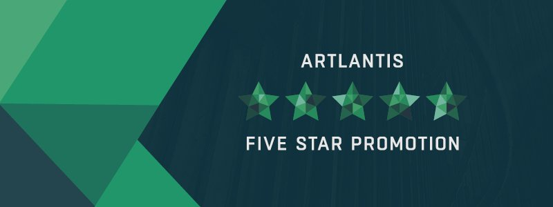 Artlantis 5 Star Promotion