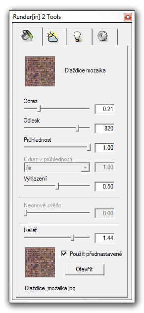 Render[in] 2 pro SketchUp 2014