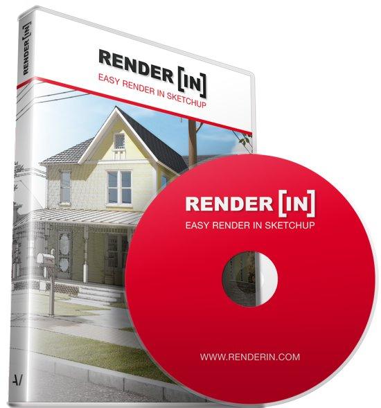Render[in] 2 pro SketchUp 2015